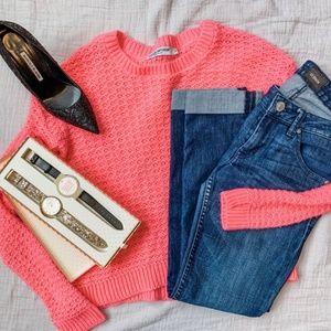 Nordstrom Cotton Emporium Knit Sweater